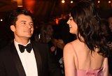 Slapukai: Katy Perry ir Orlando Bloomas pora?