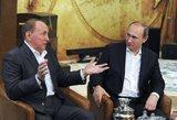 Rusijos televizijos legenda – iki ausų paniręs į korupciją