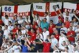 """Futbolo """"paketas"""" už 45 eurus: ašarinės dujos ir kiti pavojai"""