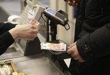 Finansų ministerija: grąžą litais atiduodantis verslas turės pagrįsti naudojimąsi išimtimi