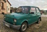 Už seno automobilio atsisakymą – tūkstantis eurų