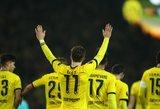"""UEFA Europos lygoje užtikrinta """"Borussios"""" pergalė"""
