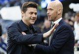 """Pochettino pripažino klydęs, """"Ajax"""" treneris džiūgavo: """"Kovėmės kaip liūtai"""""""