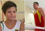 """Gimnastiką išbandęs Jankevičius sulaukė 10-mečio smūgio: """"Nemanau, kad gali"""""""