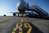 Rusiškų SSJ-100 lėktuvų atsisako paskutinė užsienio aviakompanija