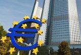 Europos Centrinio Banko pareigūnas perspėjo Lietuvą