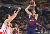 "Eurolygoje – dar viena neįtikėtina ""Barcelona"" pergalė"