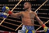 Britas bandys iš Ukrainos bokso žvaigždės atimti tris čempiono diržus