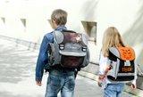 Pristatė švietimo naujoves: ilgesni mokslo metai – dar ne viskas