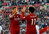 """Salah įvartis garantavo dar vieną """"Liverpool"""" pergalę"""