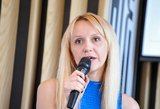 Renata Saulytė jau rado naują darbo vietą