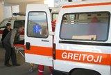 Vilniuje pro langą iškrito mažametis, jis – ligoninėje