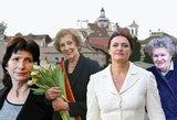 Lietuvos prezidentienės – nuo graudžių likimo išbandymų iki neblėstančios elegancijos