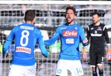 """""""Serie A"""" lyderiu lieka """"Napoli"""""""