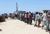 """Migrantų krizė: """"kontrolės centrai"""" ir Afrikos gelbėjimo planas"""