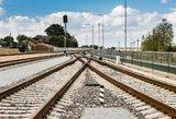 Skelbia, kiek investuos į geležinkelio pervažas Lietuvoje