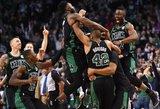 NBA lygoje – pergalingi metimai
