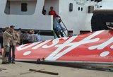 """""""AirAsia"""" lėktuvas tikriausiai subyrėjo ore, tačiau tyrėjas ginčija teroro akto galimybę"""