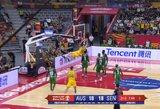 Australų dueto dėjimas prikaustė žiūrovus: štai, kas yra NBA jėga