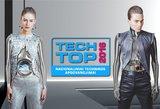 """Nacionaliniuose technikos apdovanojimuose """"Tech Top 2016"""" – technologijų, robotikos ir mados sintezė"""