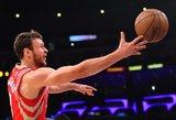 Donato Motiejūno klubas nutraukė San Antonijaus krepšininkių pergalių seriją