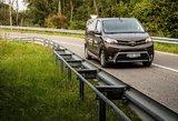 """""""Toyota ProAce Verso"""" : Globalizacijos vaisius"""
