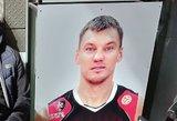 """""""Rytas"""" iš arenos palubių nukabino Jasikevičiaus portretą"""