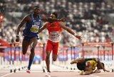 Finale kritęs pasaulio čempionas atėmė medalį ir iš savo varžovo