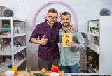 Dienos šviesos neišvydę kadrai: Lietuvos žvaigždės virtuvėje atskleidė juokingas paslaptis