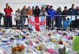 """""""Leicester City"""" patvirtino, kad dužusiame sraigtasparnyje žuvo klubo savininkas"""