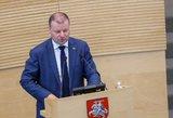 Skvernelis kreipėsi į tarnybas dėl Kremliaus įtakos konservatoriams