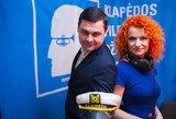 Žurnalistams Jolantai Svirnelytei ir Tadui Grabiui patikėtos naujos atsakingos pareigos