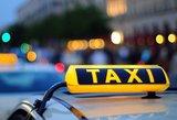 Klaipėdoje taksi vairuotojas buvo sumuštas dėl logiškos pastabos