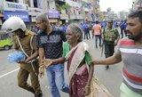 Nėra informacijos apie Šri Lankoje nukentėjusius lietuvius