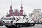 Žinia iš Kremliaus: pasaulis bus pavojingesnis