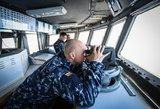 Baltijos jūroje – sujudimas: išgelbėti 4 jachtos keleiviai