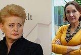 V. Budraitytė išbūrė, kaip 2018 metais seksis Lietuvai: visus nustebins D. Grybauskaitė