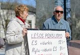 Seimūnai gesina Nausėdos džiaugsmą dėl didesnių pensijų: dėl jo pasiūlymo augs tik po 3 eurus