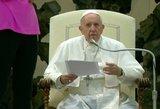 Popiežius Pranciškus skiria Tamkevičių kardinolu
