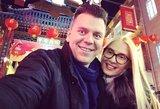 Su mylimuoju išsiskyrusi Kristina Ivanova: norėčiau tekėti tik vieną kartą