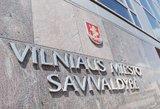 Kelių valandų pratyboms Vilniaus savivaldybė pirko džemperių už 2,3 tūkst. eurų