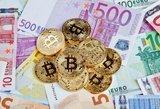 """""""Nordea"""" paskelbė draudimą dėl prekybos bitkoinais"""