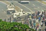 Įtampa auga: JAV pasirengusi imtis karinių veiksmų Venesueloje