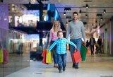 Ar kada nors susimąstėte, kiek laiko praleidžiate parduotuvėse?