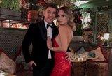 Valentaitės Naujųjų metų įvaizdis sužavėjo sekėjus: ypatingai sudomino suknelė