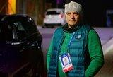 Galimybė paprastiems mirtingiesiems: Pjongčange lietuviai dirba vairuotojais