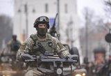 Premjeras pakomentavo Ramūno Karbauskio idėją dėl karinio ugdymo