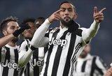 """""""Serie A"""": du lyderiai šventė pergales, vienas pralaimėjo"""
