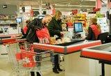 Pagal kainų augimą Lietuva ir toliau pirmauja Europoje