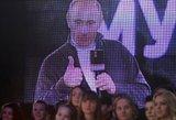 Kremliaus kova su repu: pečiais gūžčioja net propagandos žvaigždės